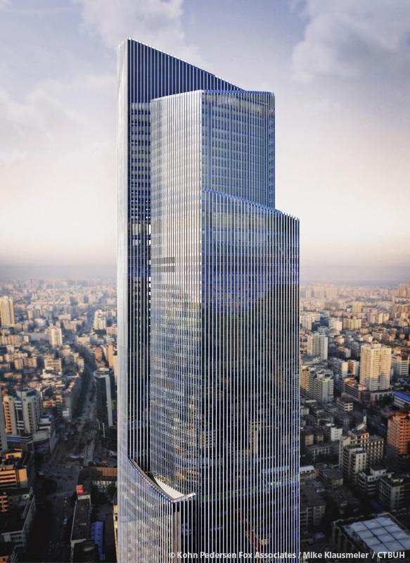 Guangzhou Ctf Finance Centre The Skyscraper Center