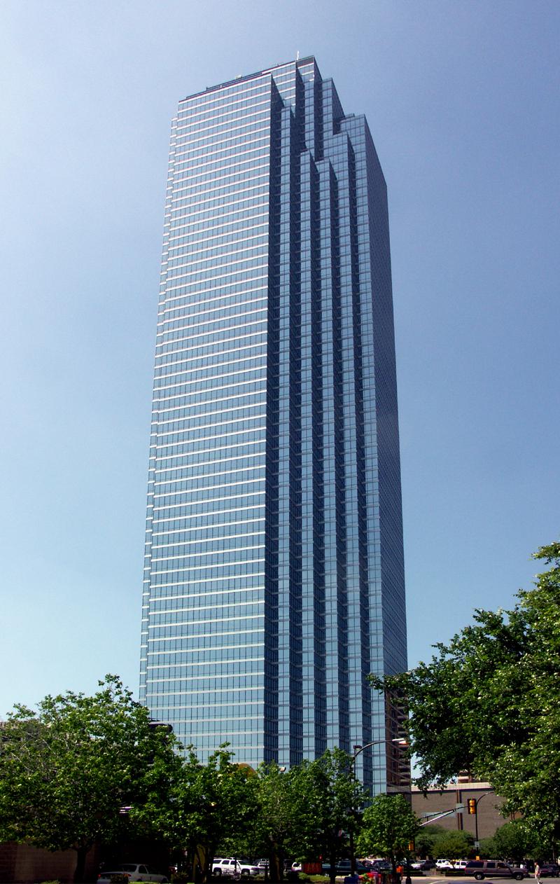 Bank Of America Plaza The Skyscraper Center