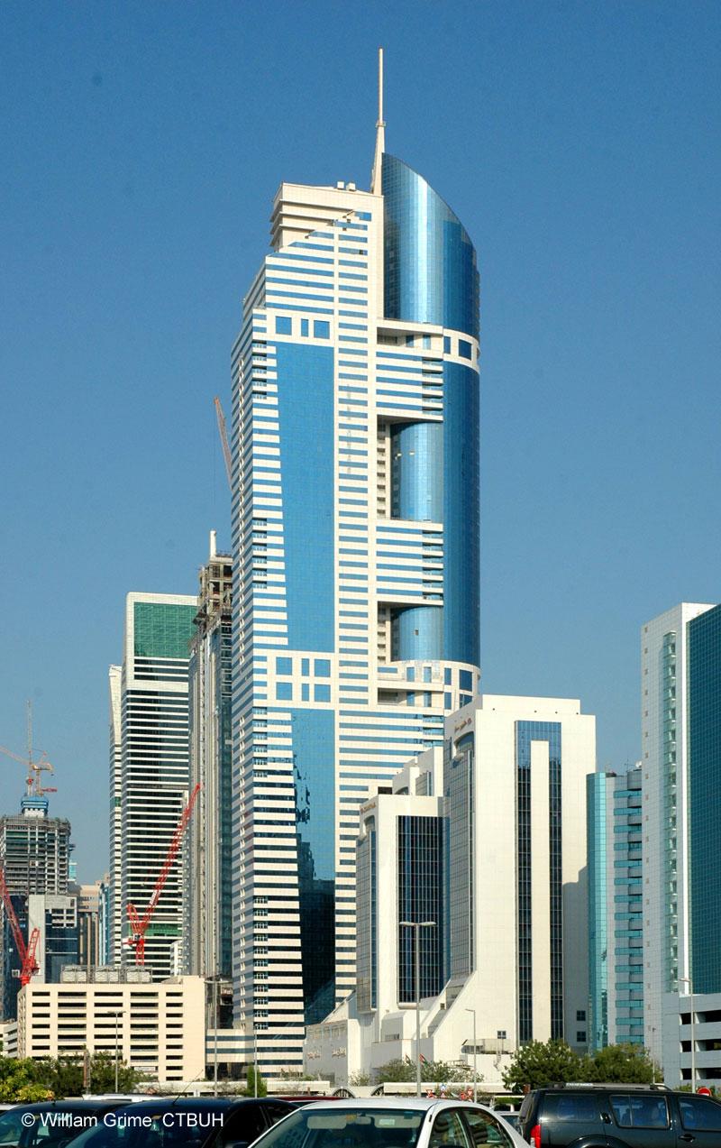 Blue Tower The Skyscraper Center