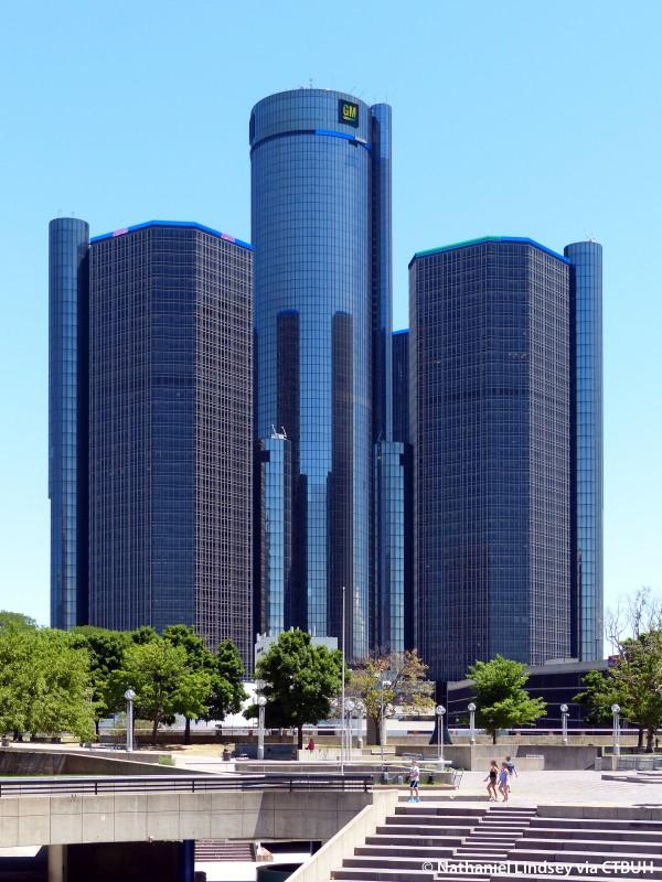 Detroit Marriott At The Renaissance Center The