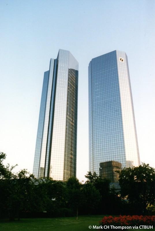 taunusanlage frankfurt deutsche bank