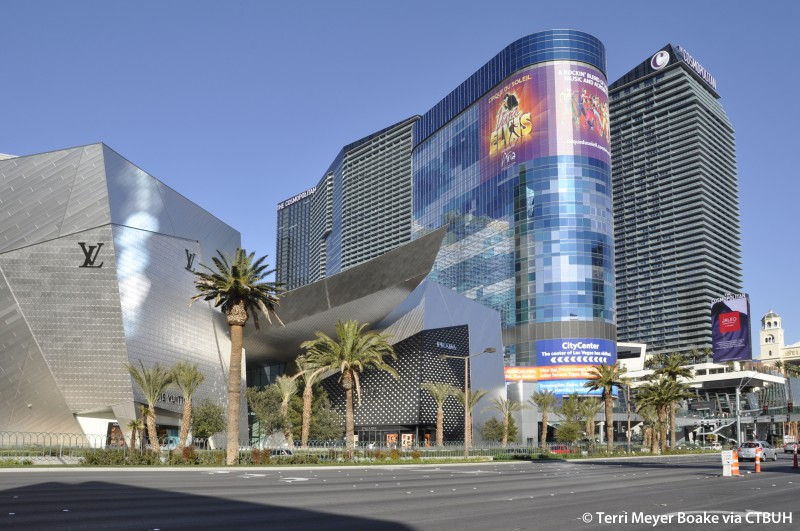 Bildergebnis für The Harmon Hotel, Las Vegas