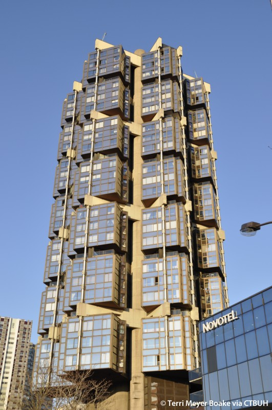 Tour Totem The Skyscraper Center