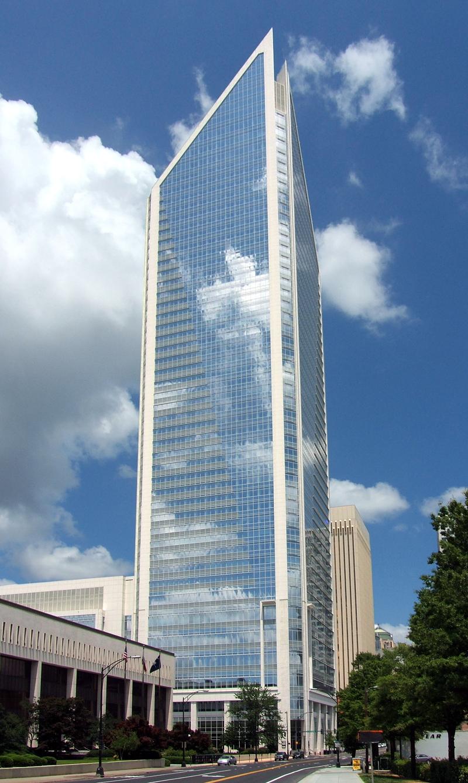 Wachovia Corporate Center Building Design