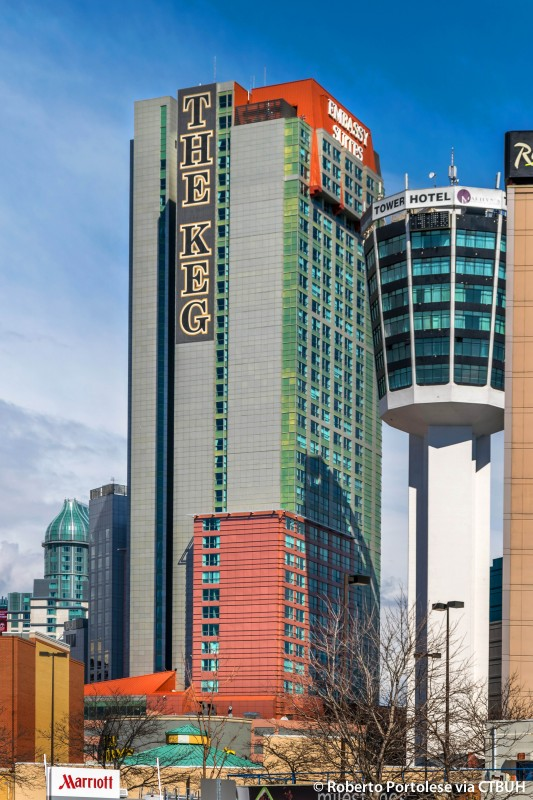 Embassy Suites Hotel Niagara Falls - Fallsview - The ...