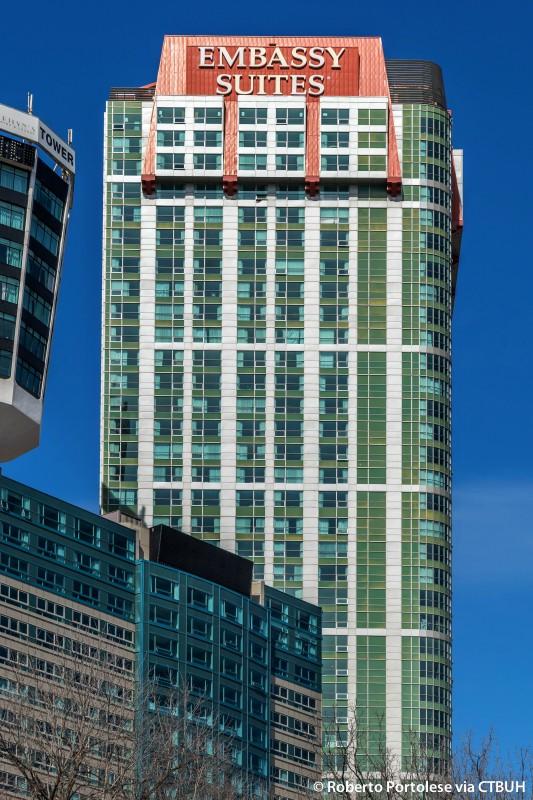 Embassy Suites Hotel Niagara Falls Fallsview The