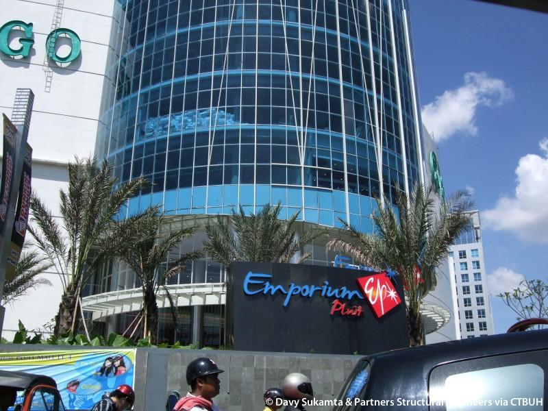 Emporium Mall Pluit The Skyscraper Center
