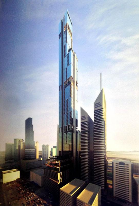 entisar tower the skyscraper center