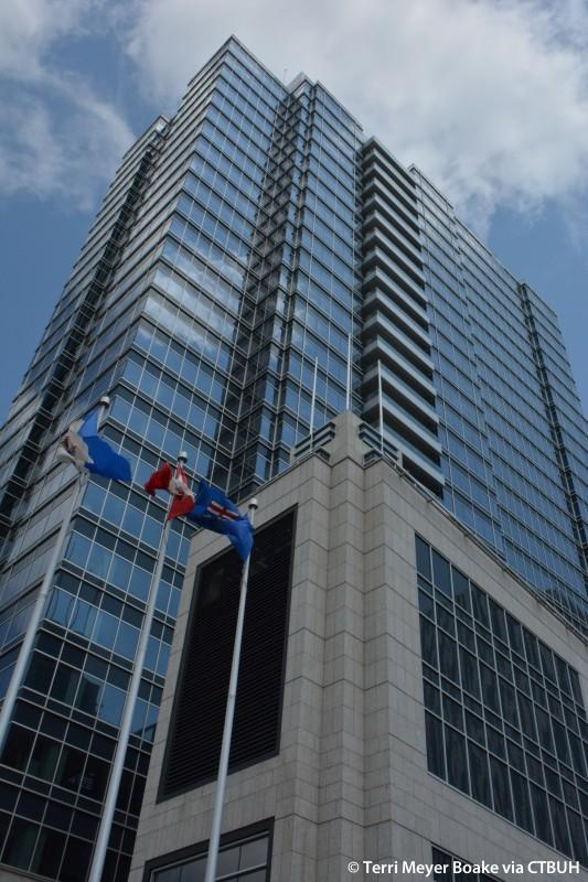 Epcor Tower The Skyscraper Center