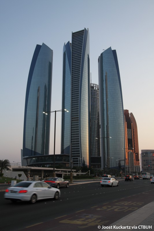 Etihad Towers T2
