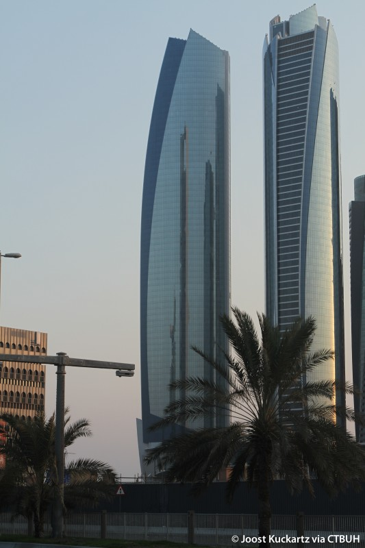 Etihad Towers T4