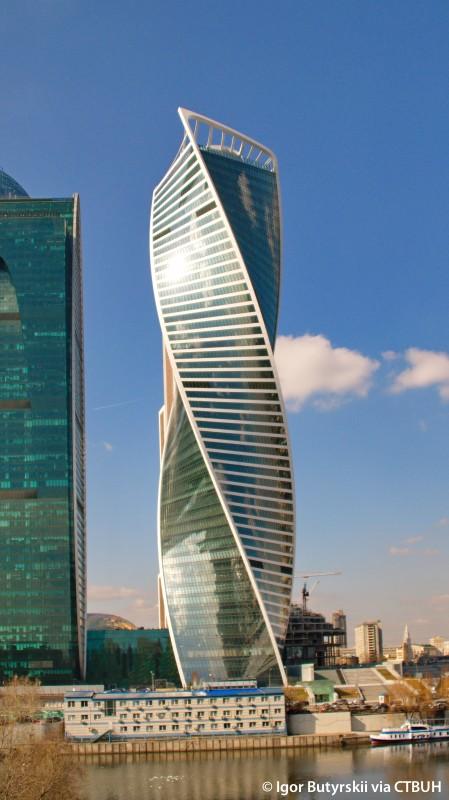 Evolution Tower - The Skyscraper Center