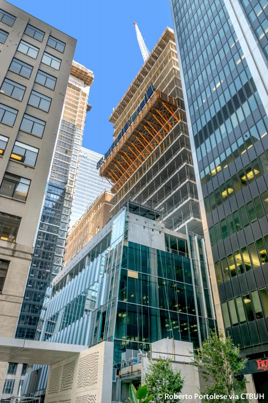 Ey Tower The Skyscraper Center