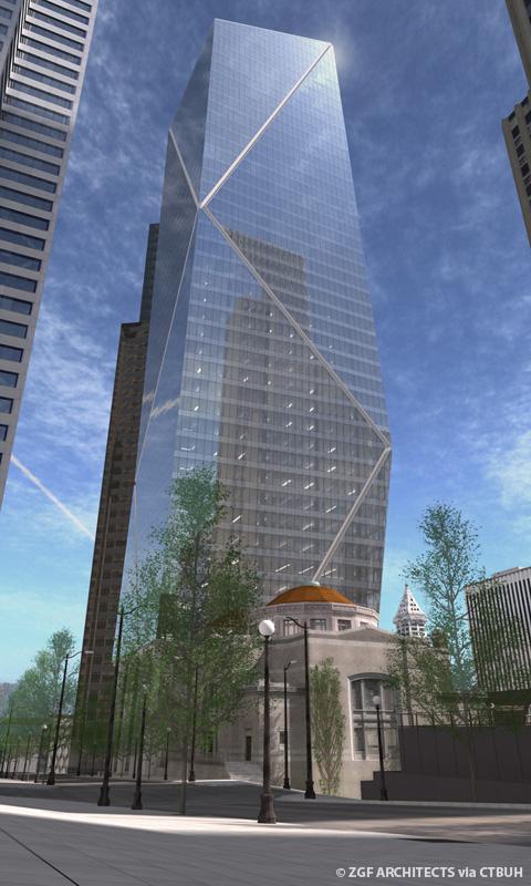 The Mark The Skyscraper Center