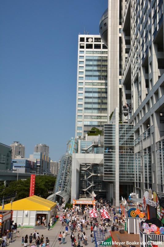FUJI TV Headquarters - The Skyscraper Center