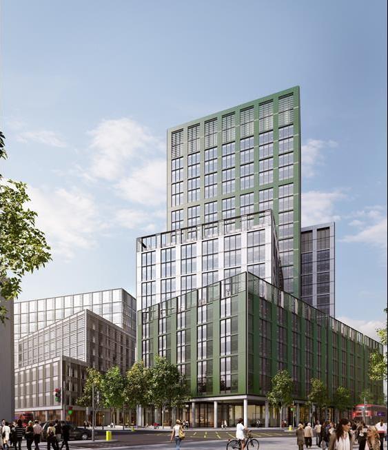 White City Place Complex