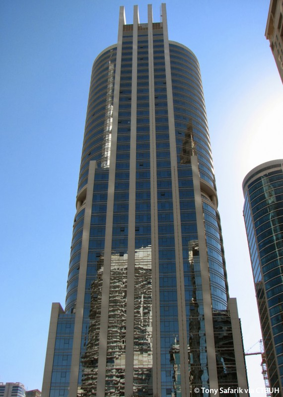 Goldcrest Executive Tower The Skyscraper Center