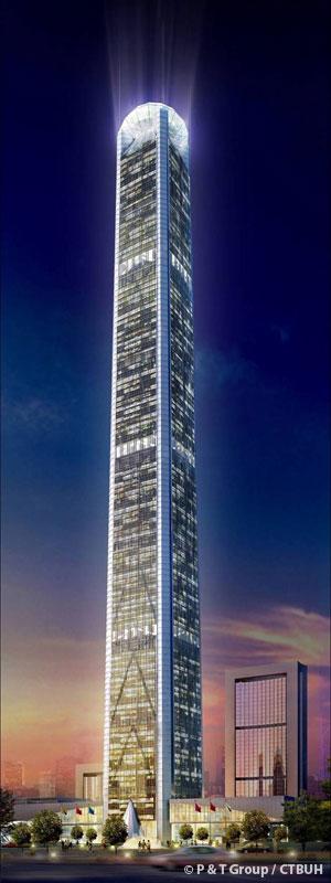 Goldin Finance 117 The Skyscraper Center