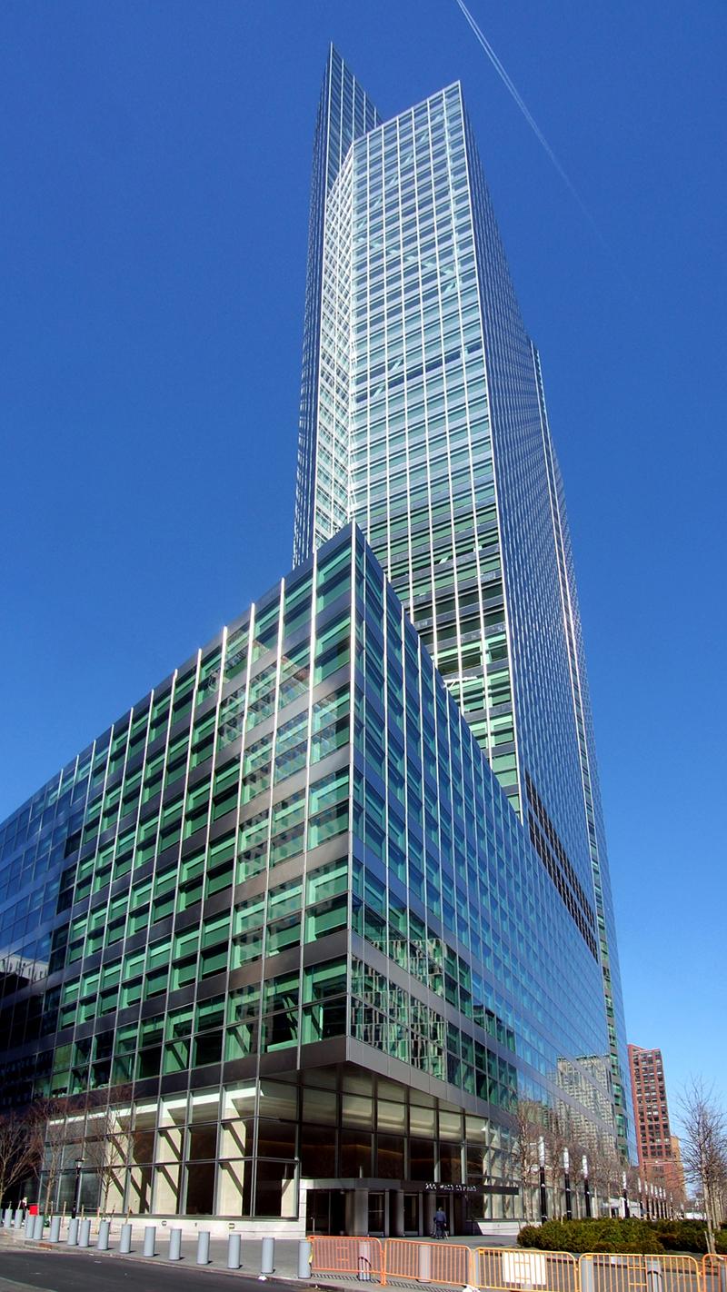 Goldman Sachs Headquarters The Skyscraper Center