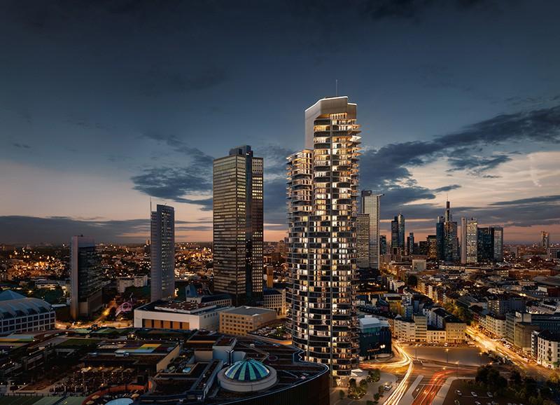 Grand tower - Architekturburo frankfurt ...
