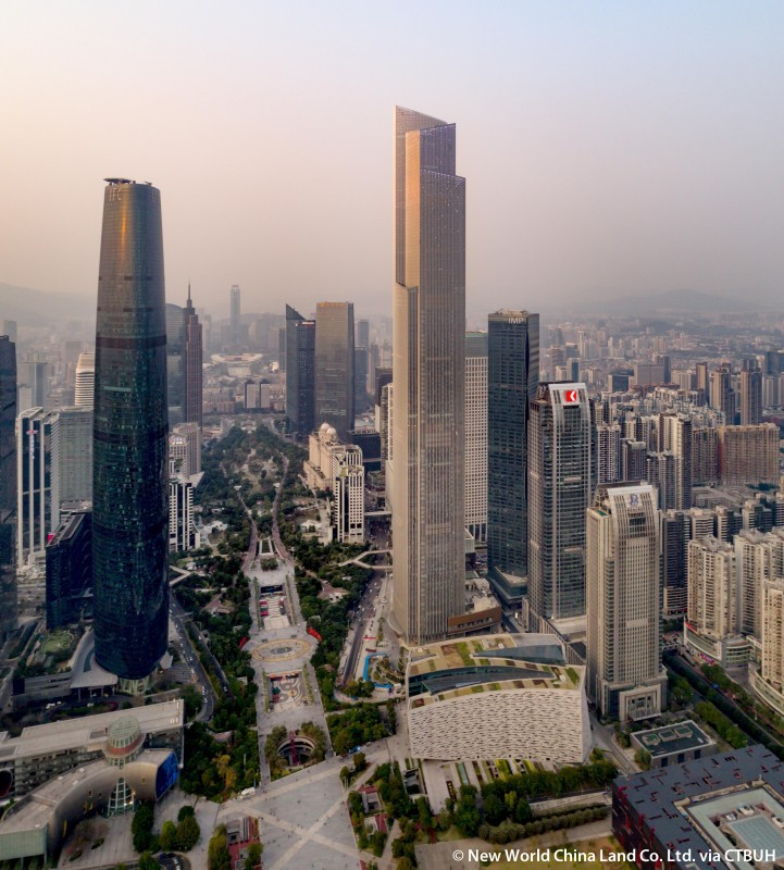 Guangzhou program at ctf finance centre ctbuh 2016 for Loan to buy land and build house