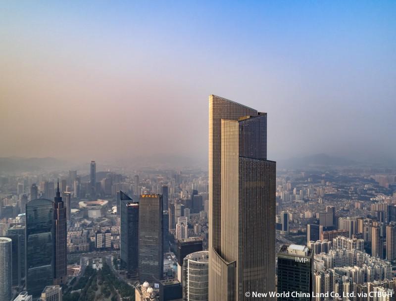 Guangzhou CTF Finance Centre - The Skyscraper Center