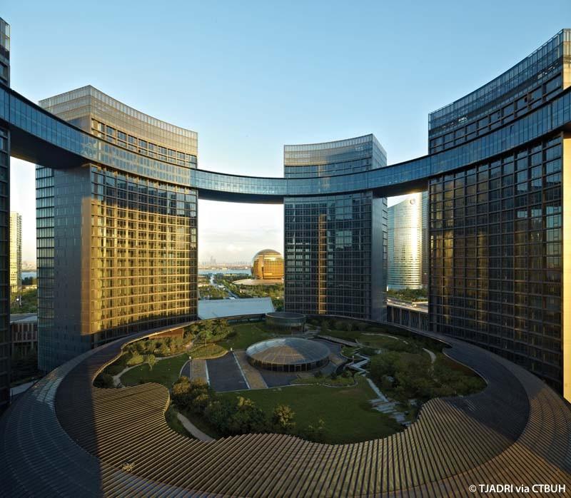 Hangzhou Civic Center 3 The Skyscraper Center