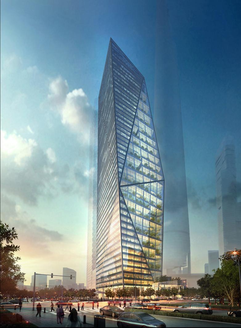 Harmony Tower - The Skyscraper Center
