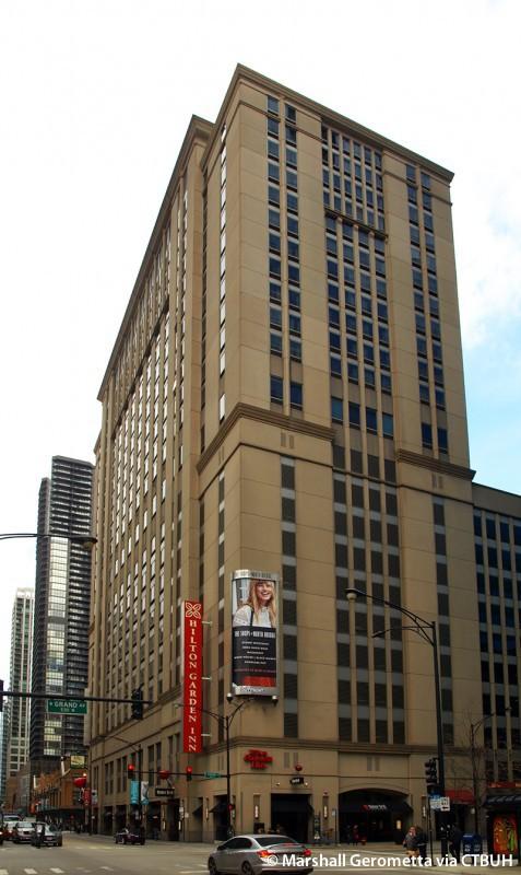 Hilton Garden Inn Chicago Downtown Magnificent Mile The