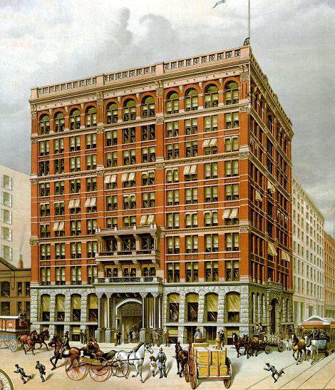 Home Insurance Building - The Skyscraper Center
