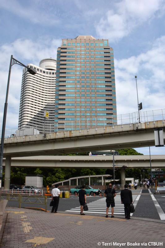 hotel new otani complex the skyscraper center. Black Bedroom Furniture Sets. Home Design Ideas