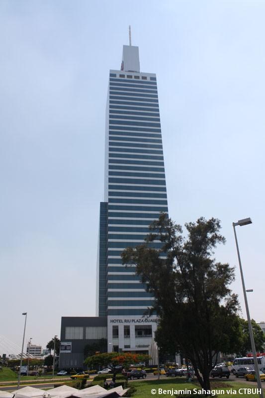 Hotel Riu Plaza Guadalajara The Skyscraper Center