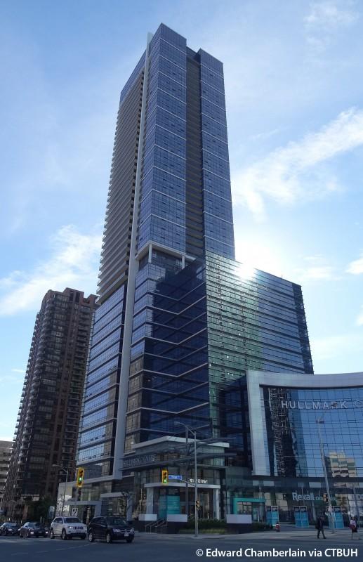 Hullmark Centre I - The Skyscraper Center