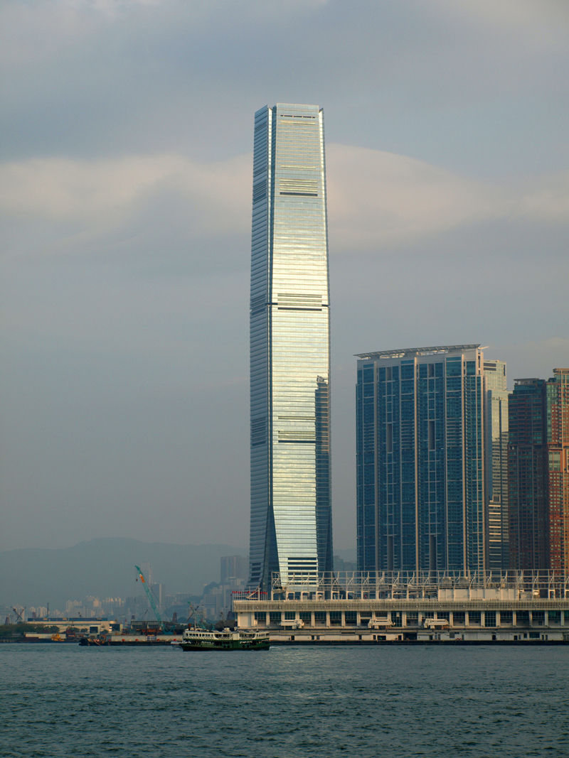 International Commerce Centre The Skyscraper Center