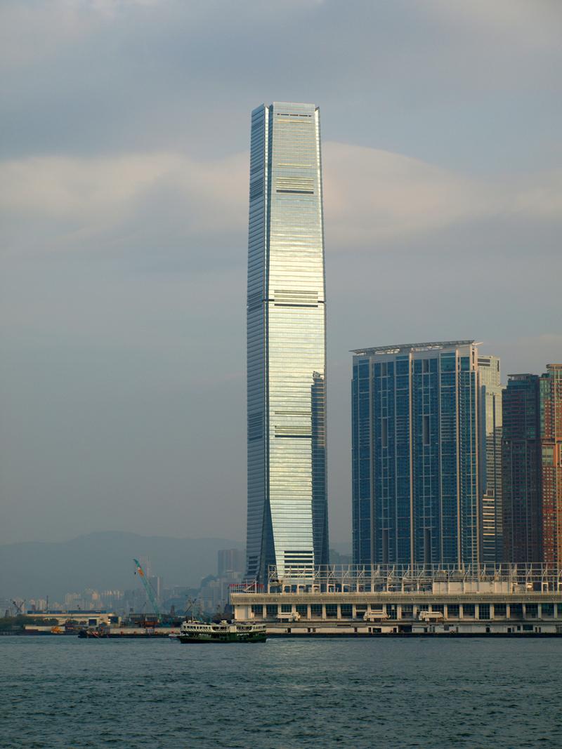 International Commerce Centre - The Skyscraper Center
