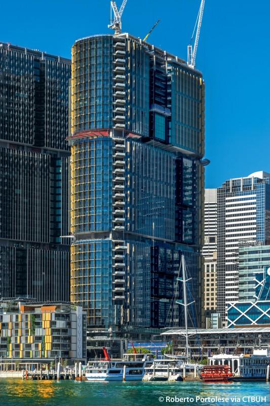 International Towers Sydney Tower 3 The Skyscraper Center