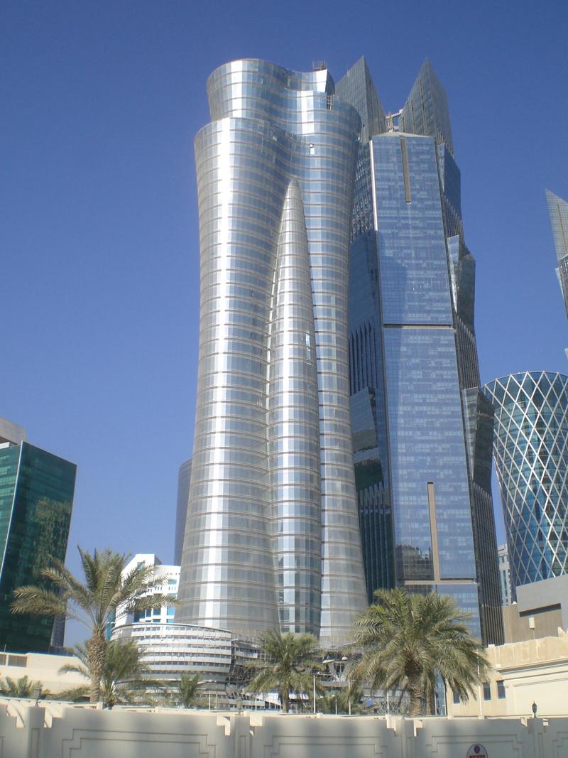 qatar international islamic bank headquarters tower  skyscraper center