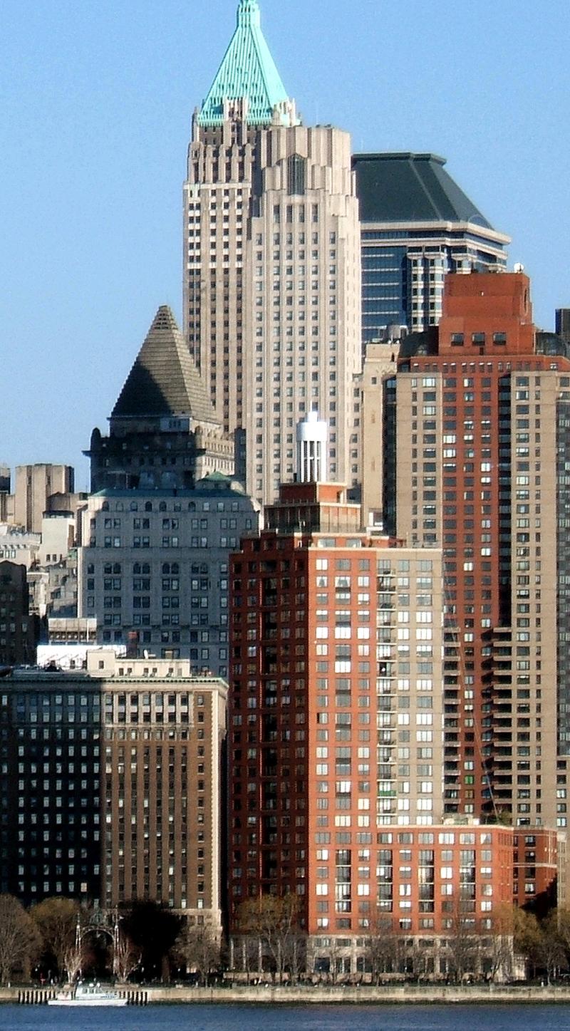 e Wall Street plex The Skyscraper Center
