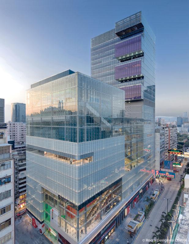 Isquare the skyscraper center
