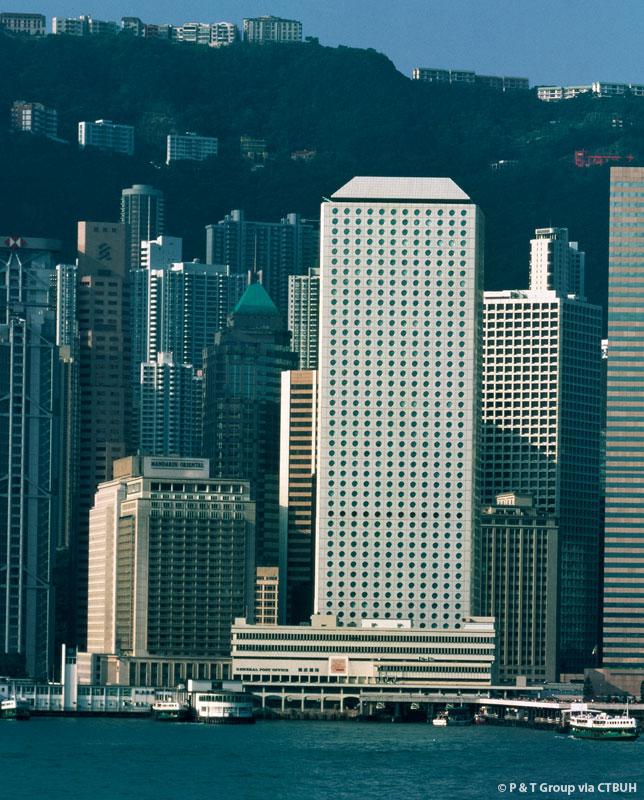 Jardine Apartments: The Skyscraper Center