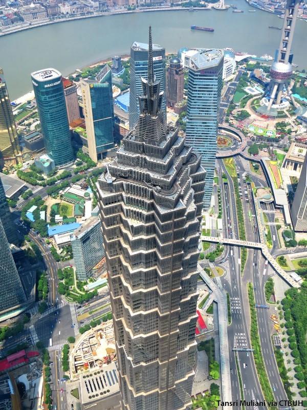Jin Mao Tower The Skyscraper Center