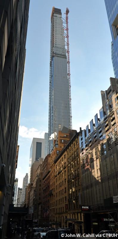 111 West 57th Street The Skyscraper Center