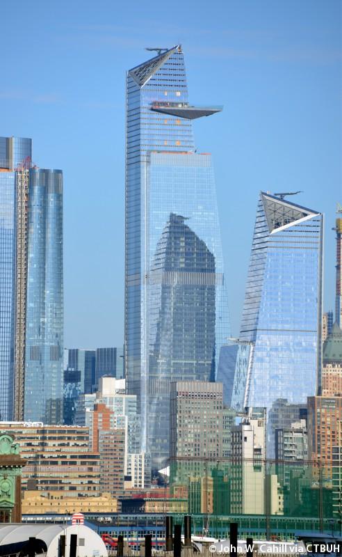new york to open tallest outdoor observation deck  u0026quot edge u0026quot  in western hemisphere
