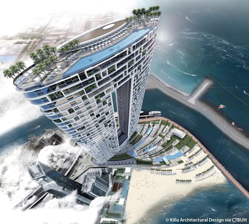 Best Spa In Dubai Hotel