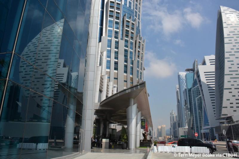 Hotel Jw Marriott Marquis Dubai
