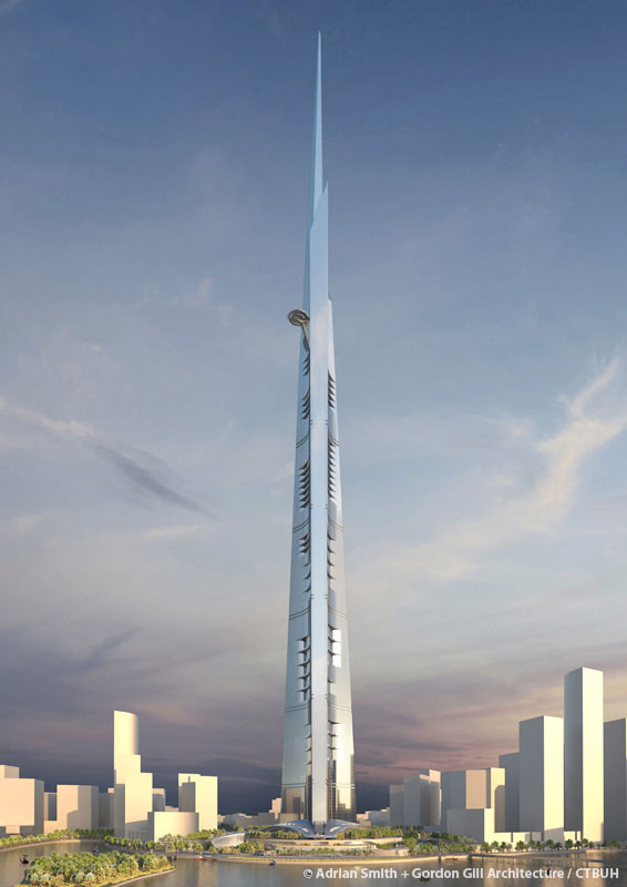 Jeddah Tower The Skyscraper Center