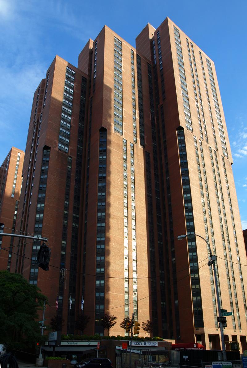 Knickerbocker Plaza Apartments The Skyscraper Center