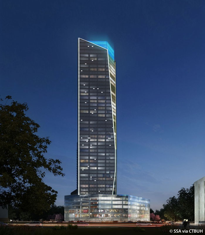 kohinoor square tower a