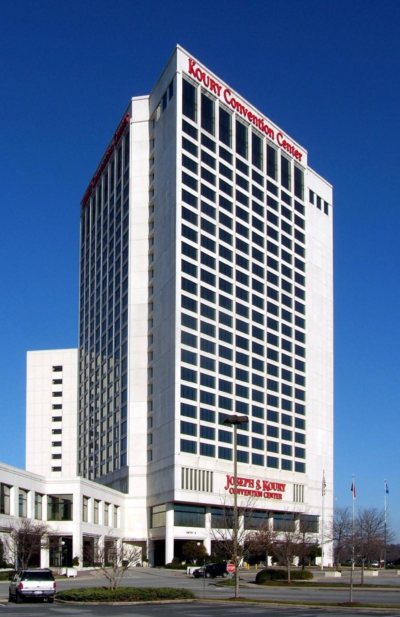 sheraton greensboro hotel at four seasons the skyscraper. Black Bedroom Furniture Sets. Home Design Ideas