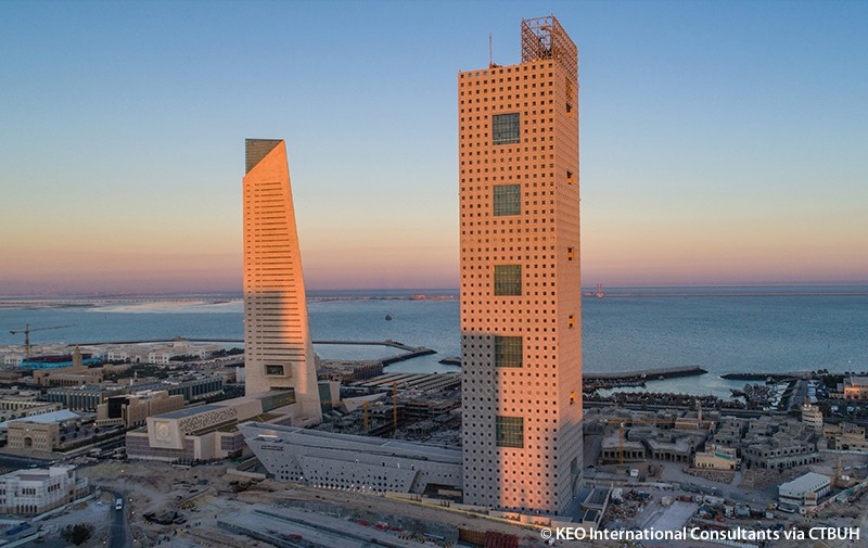 Kuwait Investment Authority Headquarters - The Skyscraper Center